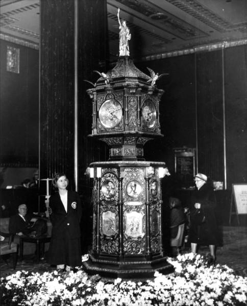 The Great Clock, Main Lobby<br />